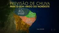 Previsão de chuva da Funceme no Ceará é a melhor desde 2012