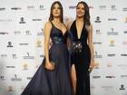 Agatha Moreira e Camila Queiroz vão o Emmy Internacional 2016, em NY