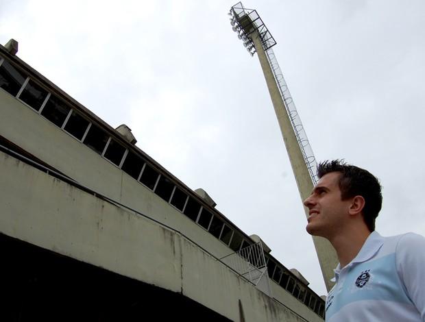 marcelo grohe grêmio especial adeus, olímpico (Foto: Bruno Junqueira/TXT Assessoria)