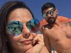Viviane Araújo sobre casamento: 'Gostaria que fosse antes do carnaval'