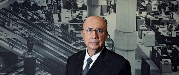 Henrique Meirelles pilotou o projeto do app do Banco Original. Fez a ponte entre o velho e o novo mundo  dos bancos (Foto: Valor Econômico)