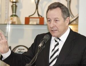 Wilfredo Brillinger, novo presidente do Figueirense (Foto: Luiz Henrique, divulgação / FFC)