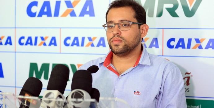 Pedro Henriques; Bahia (Foto: Felipe Oliveira/EC Bahia/Divulgação)