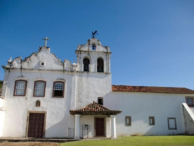 Museu de ArteReligiosa e Tradicional de Cabo Frio com exposição e ações educativas. (Foto: G1)