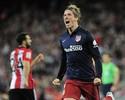 Torres marca, Atlético de Madrid vence o Bilbao e segue na cola do Barcelona