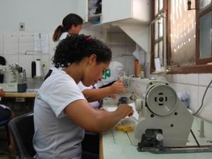 Sine oferece vaga para costureira (Foto: Divulgação/ Governo do ES)