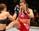 Miesha Tate supera Carmouche por pontos e vence a primeira no UFC