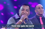 Raça Negra apresenta 'É Tarde Demais'