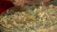 Receita do Clube Rural ensina a preparar uma salada de macarrão