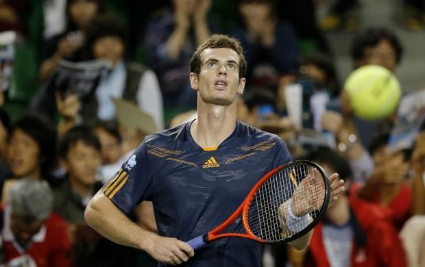 Andy Murray ATP de Tóquio tênis (Foto: AP)