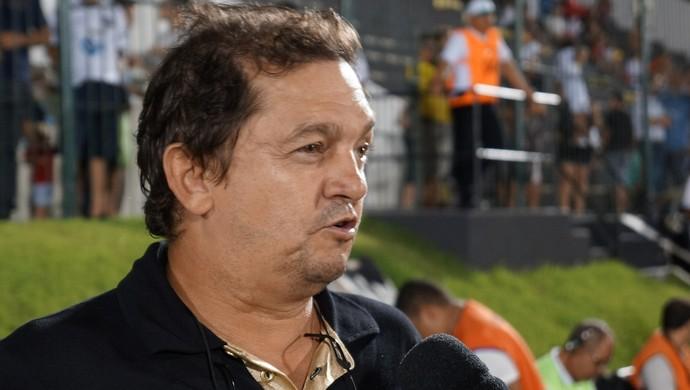 Stênio Dantas - superintendente de marketing do ABC (Foto: Augusto Gomes/GloboEsporte.com)