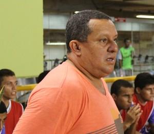 Careca, treinador do Alto Acre (Foto: Duaine Rodrigues)