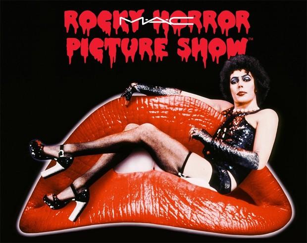 Os produtos-desejo da coleção Rocky Horror Picture Show da M.A.C
