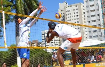 Copa Natal reúne melhores duplas de vôlei de praia do RN no fim de semana