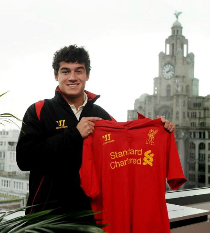 BLOG: Coutinho faz quatro anos de Liverpool e ganha homenagem com top-10 de golaços