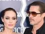 Brad Pitt e Angelina Jolie brigavam muito sobre educação de filhos, diz site
