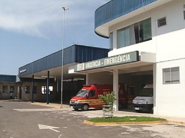Criança se recupera bem no Hospital das Clínicas, afirma a mãe (Foto: Reprodução TV Tem)