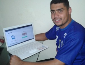 Willian Douglas, Cartola FC, Presidente Prudente (Foto: Willian Douglas / Cedida)