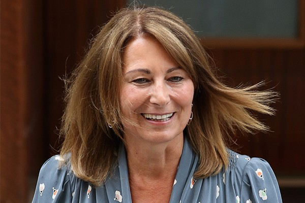Carole Middleton (Foto: Getty Images)