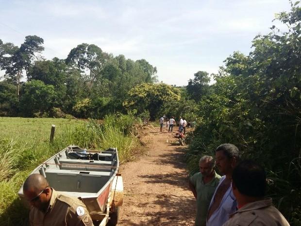 Defesa Civil ainda deve identificar outras famílias isoladas por força das enchentes na região sudoeste de Mato Grosso. (Foto: Divulgação/Defesa Civil)