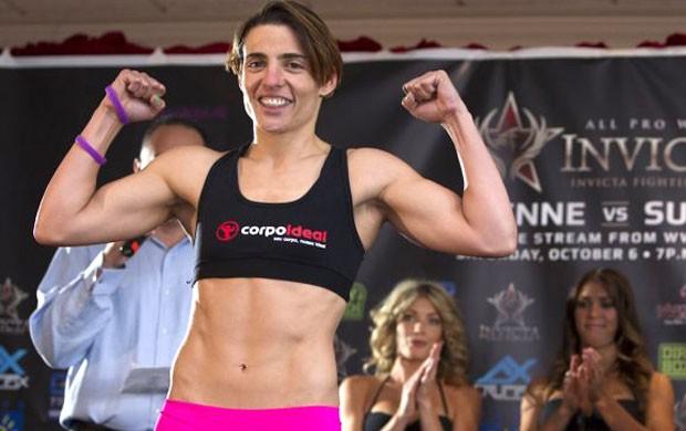 Vanessa Porto MMA (Foto: Esther Lin / Invicta FC)