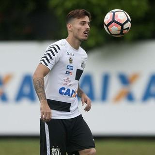Zeca Santos (Foto: Ivan Storti / Divulgação Santos FC)