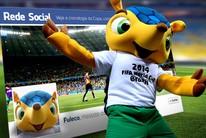 A rede social do mascote da Copa do Mundo (Infoesporte)