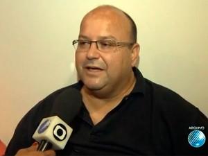 Jesus Sangalo é internado em UTI (Foto: Reprodução/TV Bahia)