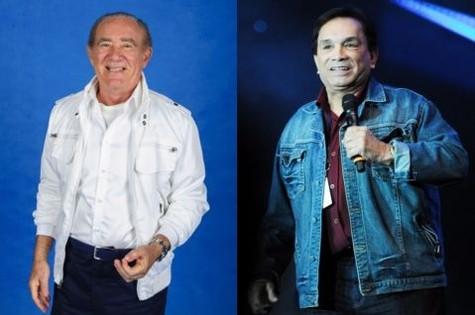 Renato Aragão e Dedé (Foto: Arquivo)