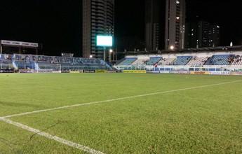 CBF altera horário da partida entre Paysandu e Vila Nova, no sábado
