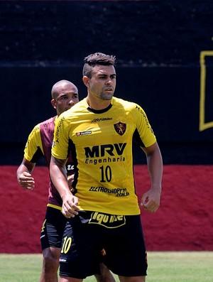 maurício sport (Foto: Aldo Carneiro / Pernambuco Press)