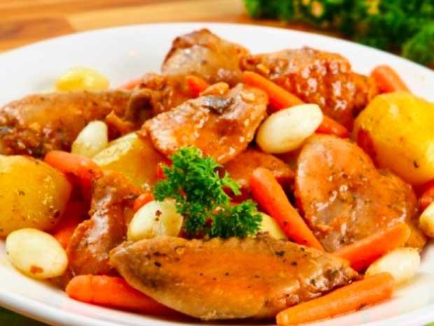 A dica de hoje é o frango à passarinho com Knorr Meu Frango, uma delícia! (Foto: Divulgação)