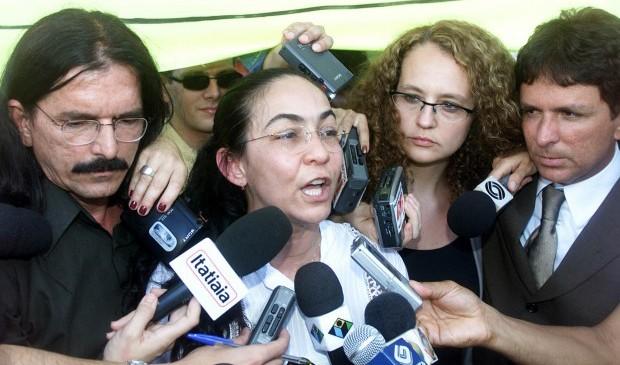 Luciana Genro, com Babá e Heloisa Helena, expulsos do PT em 2003 após discordância com o início do governo Lula (Foto: Arquivo Pessoal)