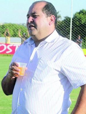Marcos Martinez, atual presidente do Vila Nova (Foto: Diomício Gomes/O Popular)