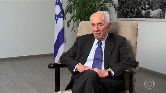 Corpo de Shimon Peres será enterrado na sexta (30) em Jerusalém