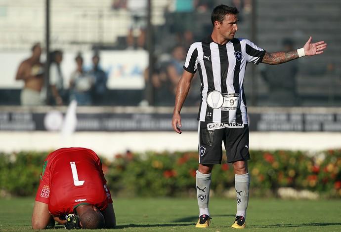 Salgueiro, Botafogo (Foto: Vitor Silva/SSPress/Botafogo)