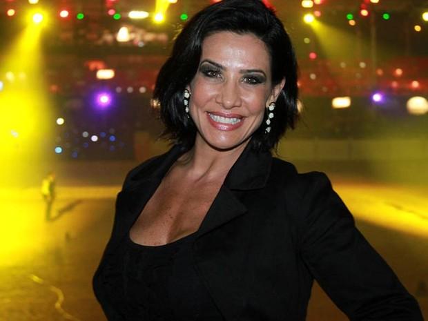 Scheila Carvalho no Jaguariúna Country Festival (Foto: Divulgação/Alberto Gonzaga)