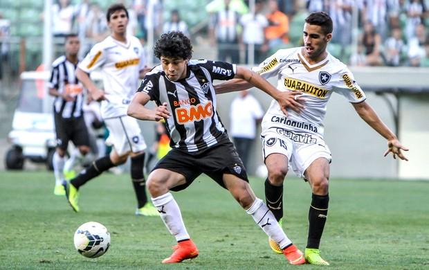 Atlético-mg X Botafogo (Foto: Bruno Cantini )