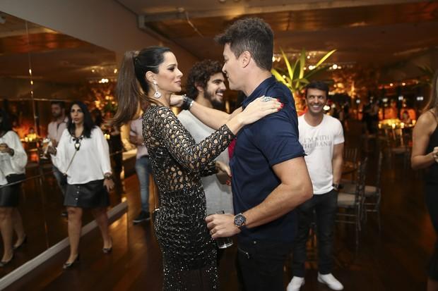 Vera Viel e Rodrigo Faro (Foto: Manuela Scarpa e Rafael Cusato/Brazil News)