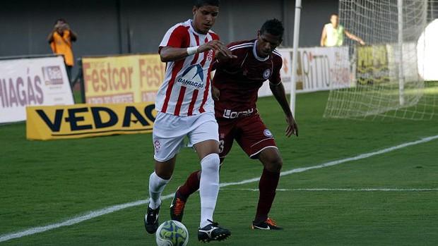Botafogo x Jacuipense, decisão da Segunda Divisão do Baiano (Foto: Divulgação/FBF)