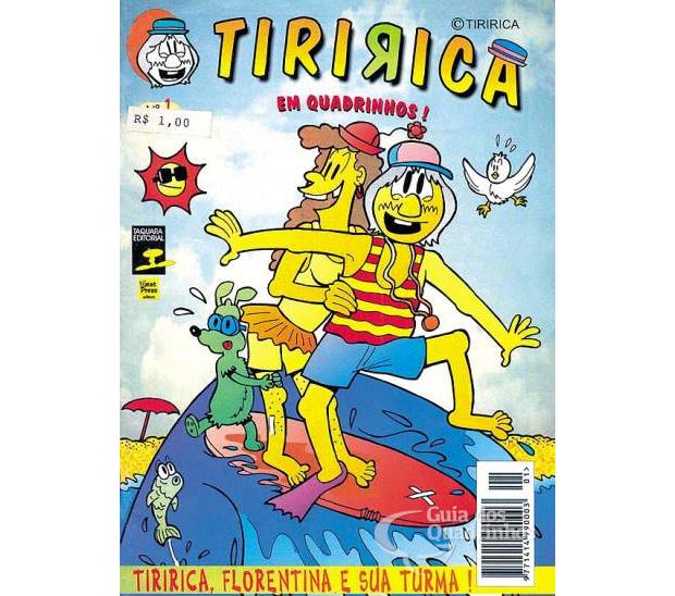 Gibi do Tiririca (Foto: Reprodução / internet)