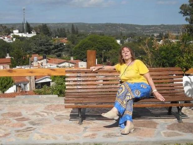 A psicóloga Susana Blois assumiu a homossexualidade aos 71 anos (Foto: Arquivo pessoal)