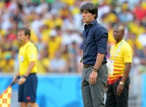 Joachim Low Alemanha x Gana (Foto: EFE)