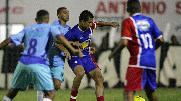 Barbalha, equipe da Segundona Cearense (Foto: Fabio Lima / Ag. Diário)