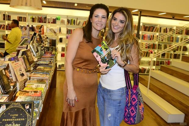 Rafa Brites e Tai Oliva (Foto: Leo Franco / AgNews)