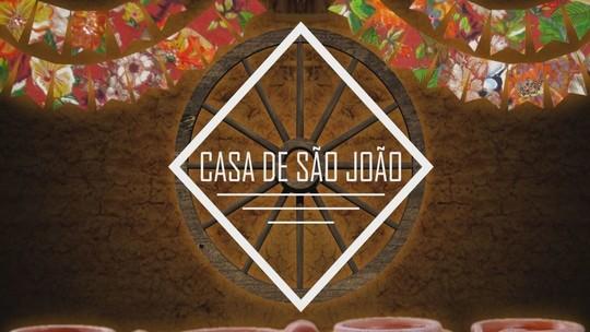 Veja uma edição especial sobre a 'Casa de São João'