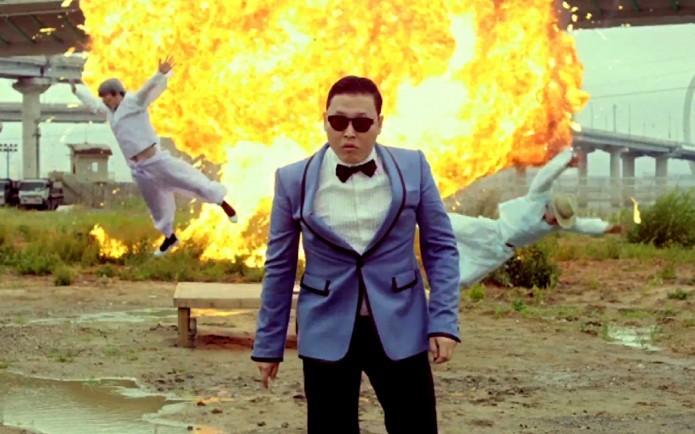 Psy no hit Gangnam Style (Foto: Divulgação/Psy)