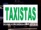 Após UberX, taxistas têm de trabalhar até 6h a mais para manter ganhos