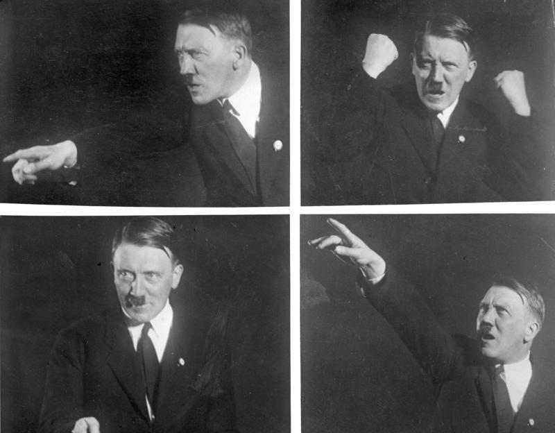 Exposição mostra indiferença de Hitler com seu povo diante da derrota