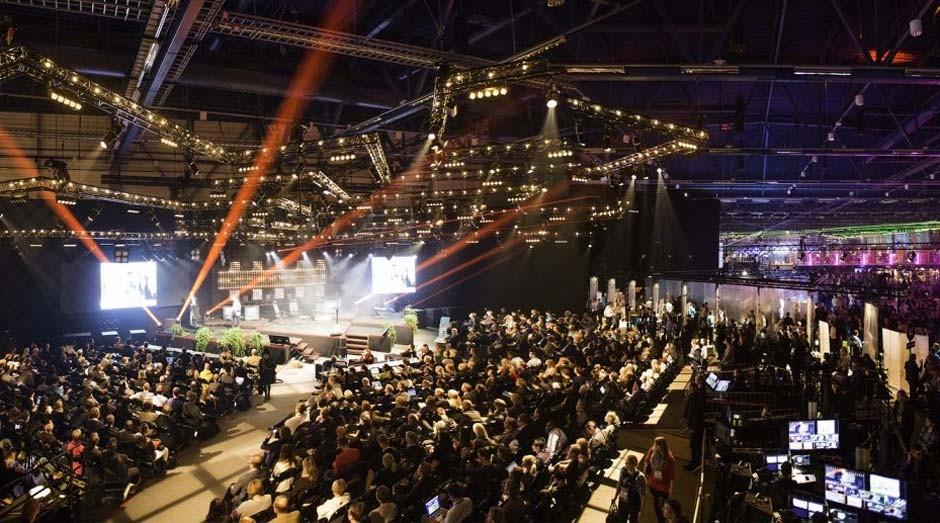 VivaTech: mais de 50 mil pessoas vão ao evento de startups na França  (Foto: Reprodução)